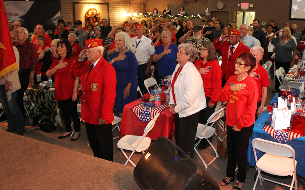 Living Word Church Honors Veterans
