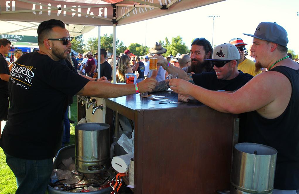 Chillin N Swillin Beer Festival