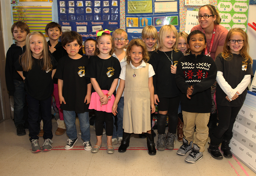 Telesis Kindergartners: The Meaning Of Thanksgiving