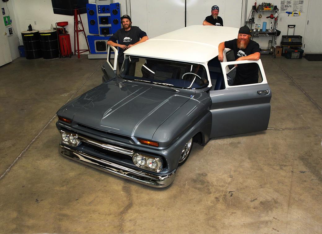 CITIZEN SPOTLIGHT: Scott Laitinen, Breaking Tradition In Custom-Car Creation