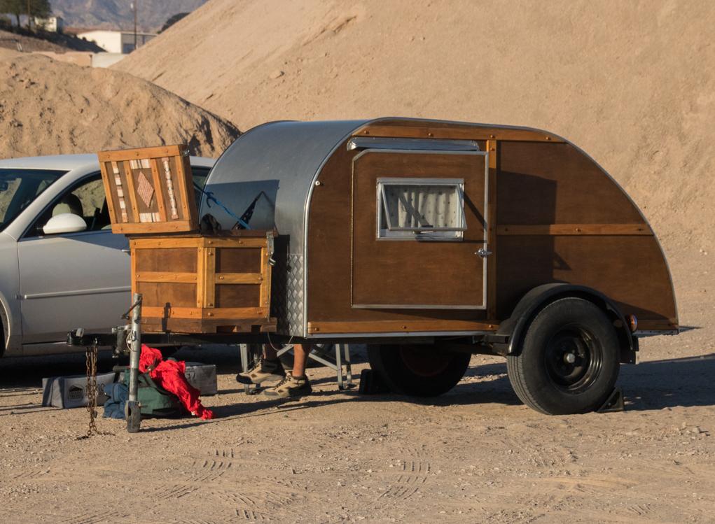 Vintage Trailer Camp Out