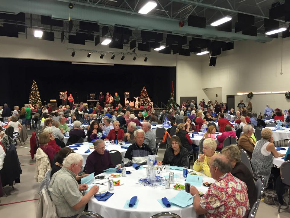 15th Annual Free Community Dinner