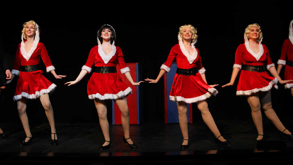 'White Christmas' Opens Friday At Grace Arts