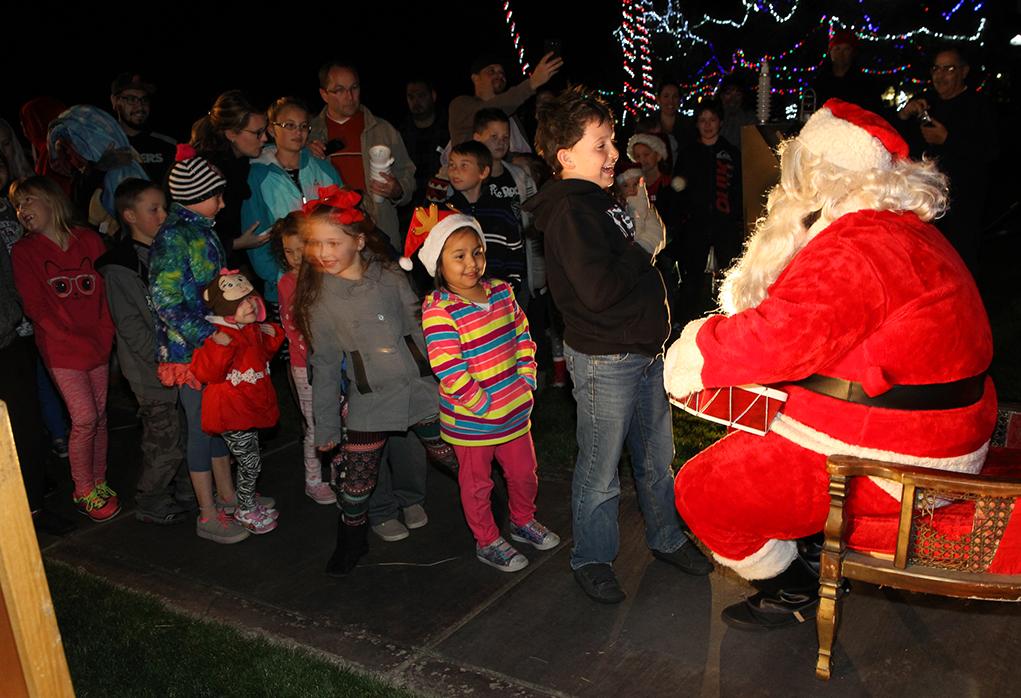 Photos With Santa in Lake Havasu City