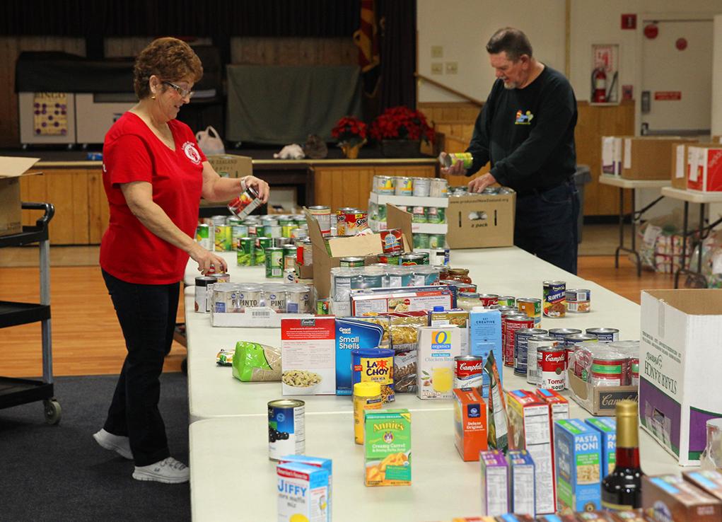 NONPROFIT SPOTLIGHT: Local Elks Lodge Organizes Christmas Goods For 57 Families, 178 Children