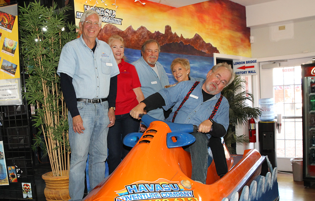 LHC Visitors Center Welcomes 100,000 Annually, Volunteers Sought For Busy Season