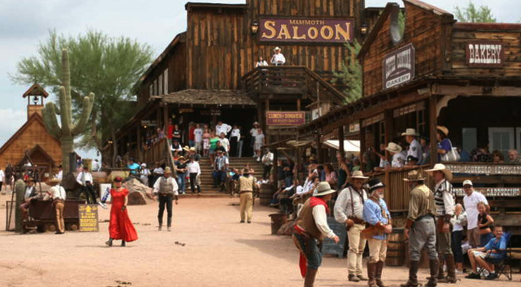 DAY TRIPPING: Goldfield Ghost Town