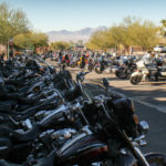 River Riders Motorcycle Club 33rd Annual Toy Run, the largest club sponsored toy run on the Colorado River, was a huge success. Ken Gallagher/RiverScene