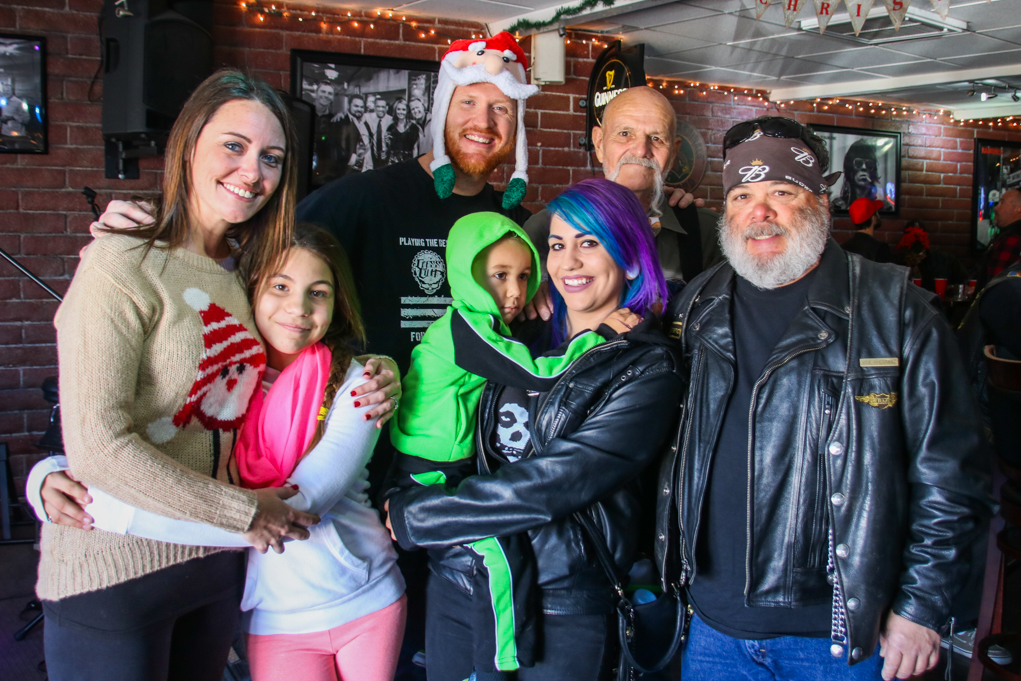 Christmas Benefit Helps Children Orphaned By Laughlin Fire