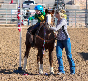 3 Cans Up, Gymkhana Buckle Series, was held at SARA Park Rodeo Grounds. Next round will be January 7, 2017 Ken Gallagher/RiverScene