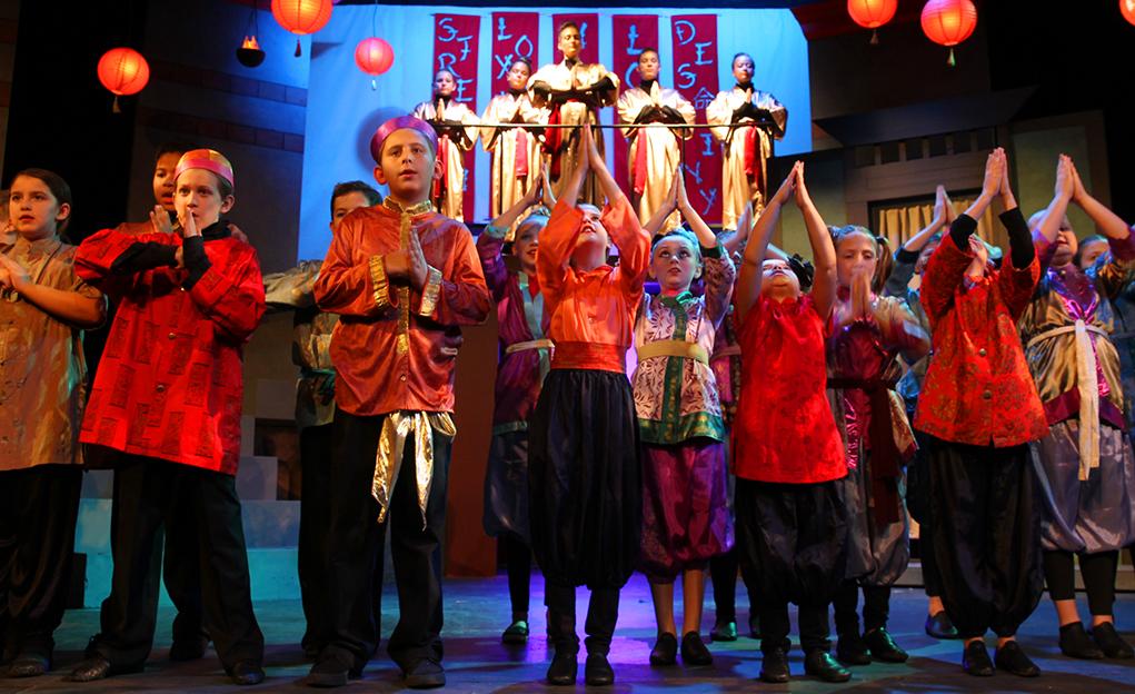 'Mulan JR' Opens Friday At Grace Arts Live