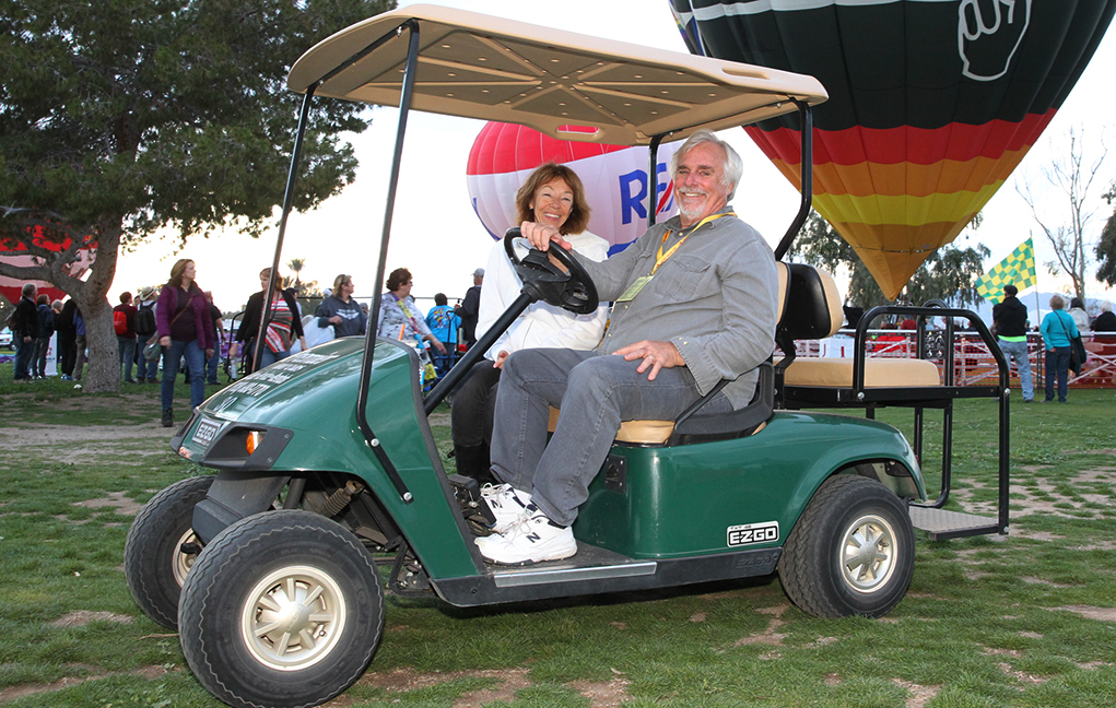 CITIZEN SPOTLIGHT: Rich And Patti Miers, Havasu Balloon Fest Volunteers