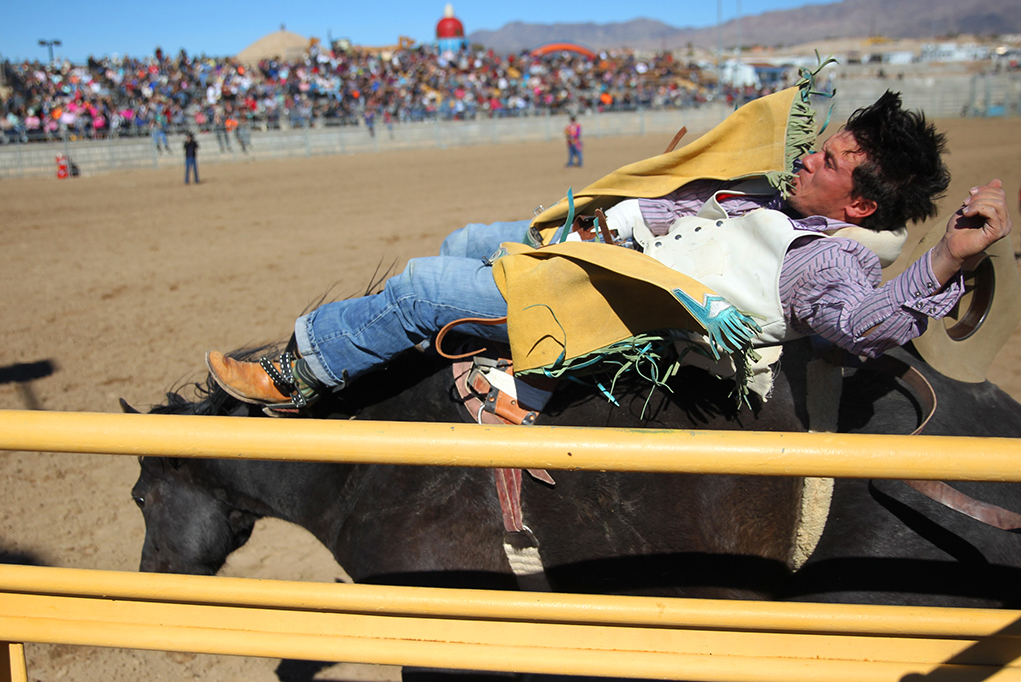 Behind The Scenes Of The GCPRA Rodeo