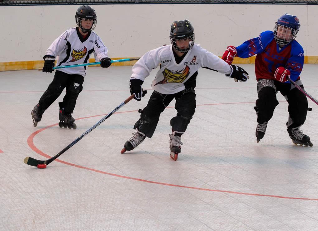 Havasu Kids Compete In Roller Hockey Tournament