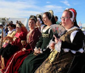 2nd Annual London Bridge Renaissance Faire, Havasu State Park. Ken Gallagher/RiverScene