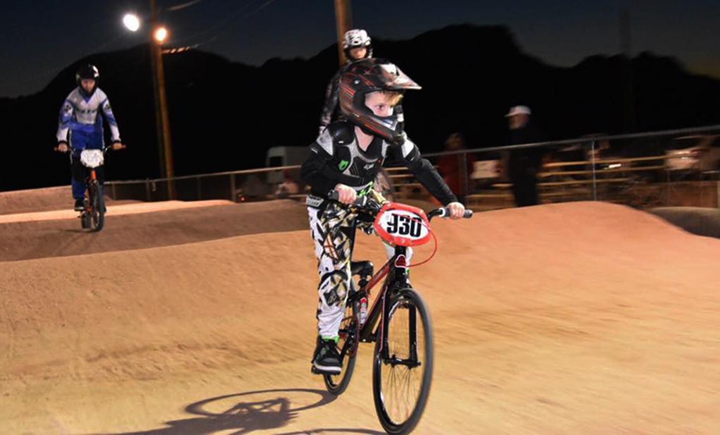 BMX Featured In Havasu And Las Vegas