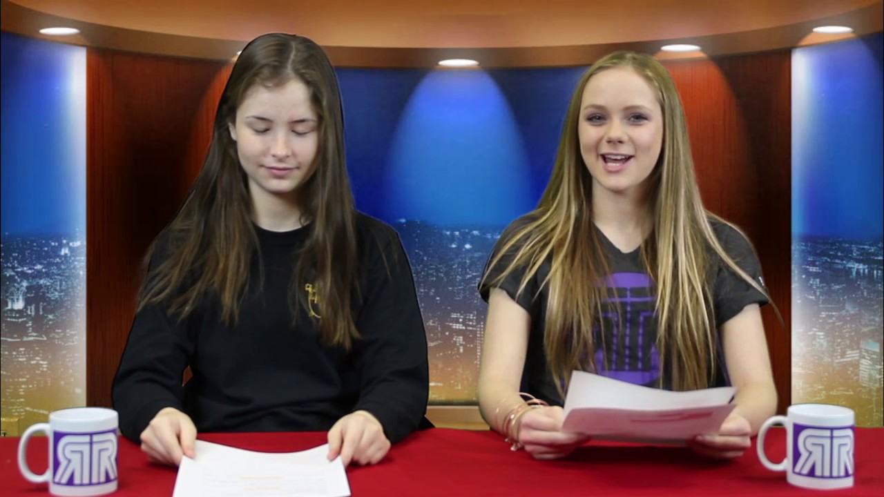 LHHS Journalism 'Royal Report' – January 13