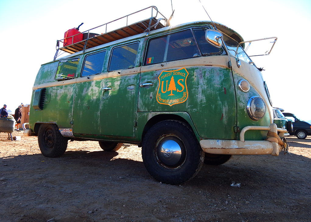 Buses By The Bridge Brings Variety Of VW Enthusiasts