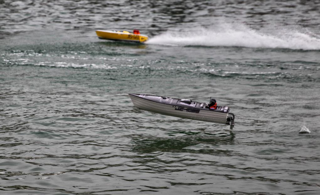 London Bridge Model Boat Club RC Event