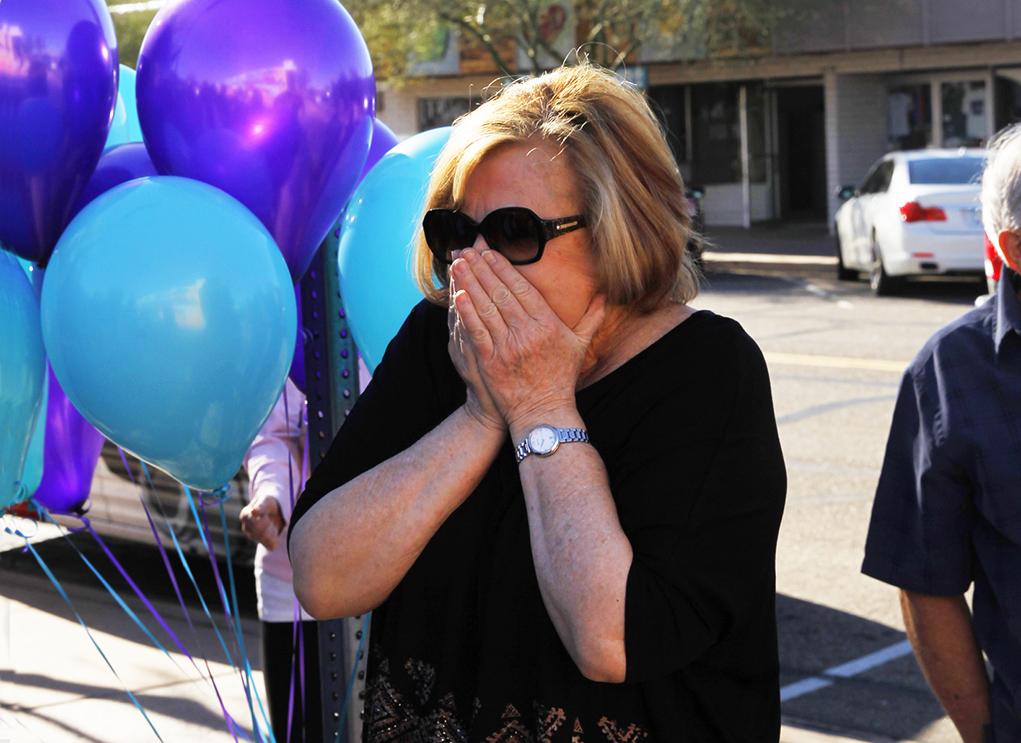 'Hodel Way' Dedicated In Honor Of Community Philanthropist