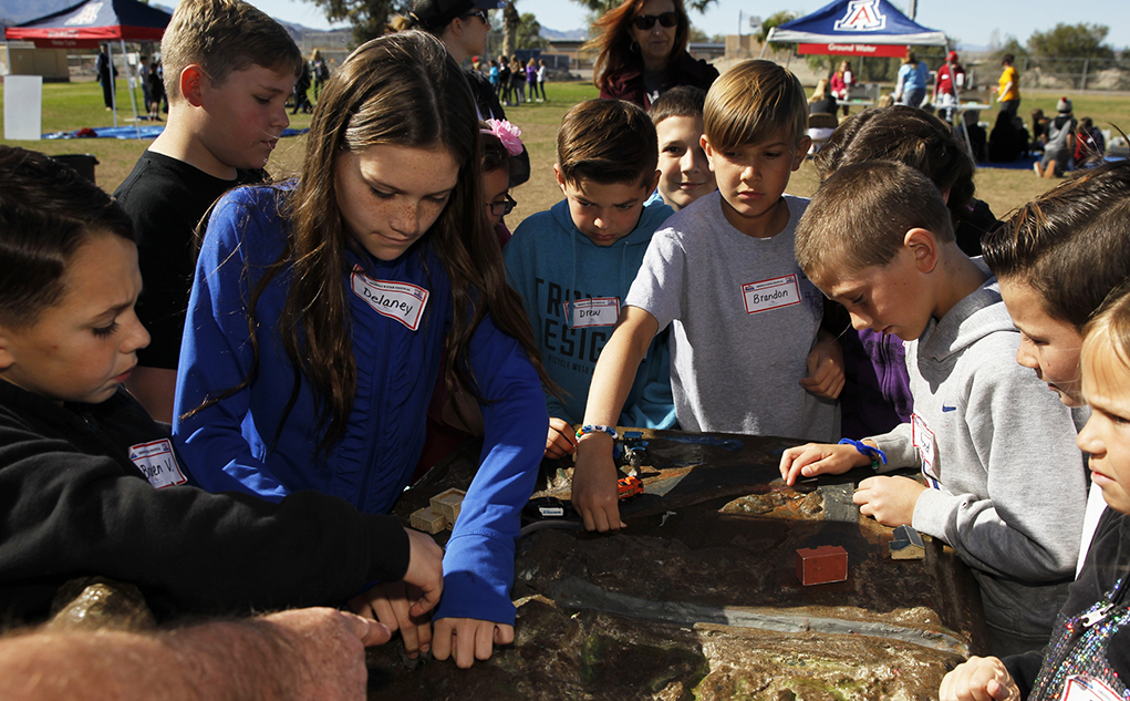 Lake Havasu 4th Graders Learn Importance of Water Conservation