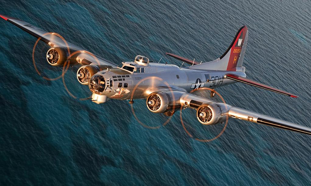 World War II B-17 In Kingman This Weekend