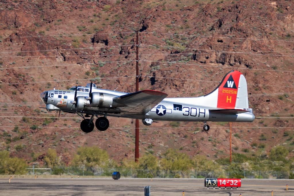 Lake Havasu City Airport to Host WWII Aircraft