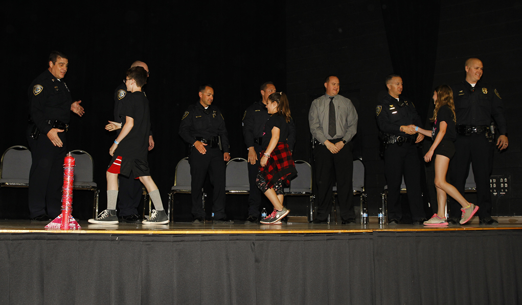 5th Graders Graduate From N.O.V.A.