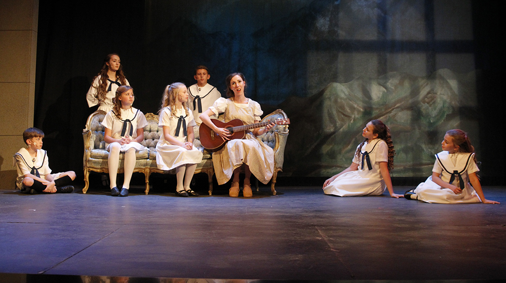 'The Sound of Music' Opens Tonight at Grace Arts LIVE in LHC