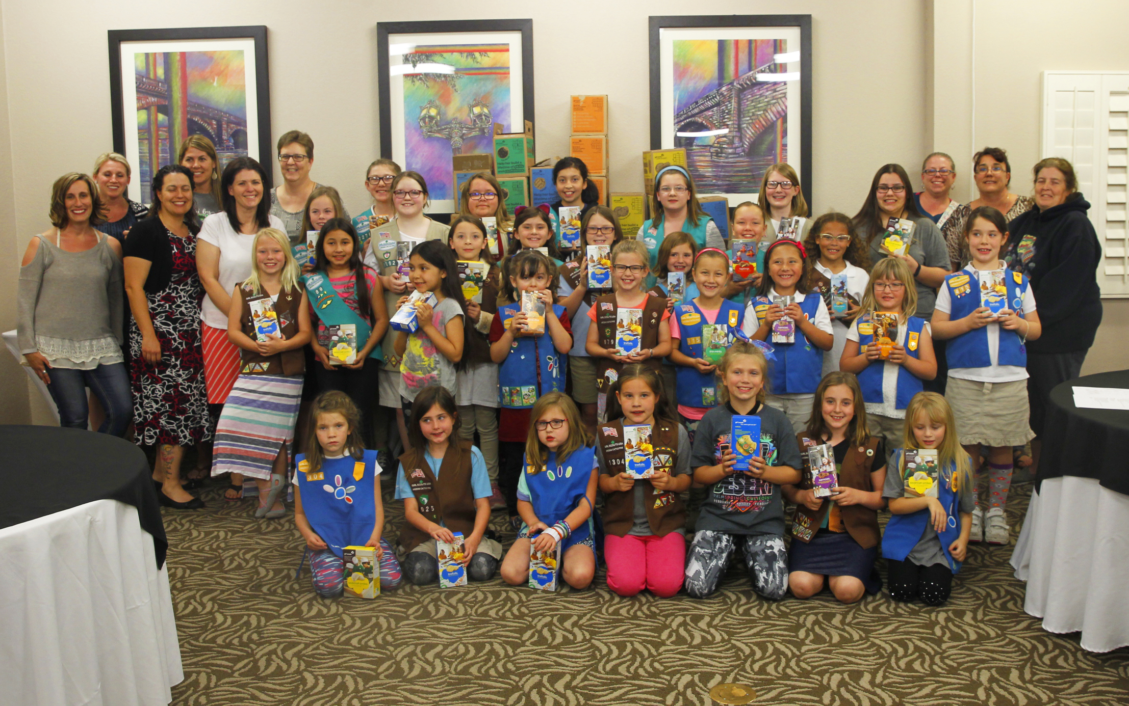 girl scouts lake havasu