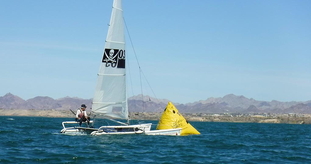 Lake Havasu McCulloch Cup Hobie Cat Regatta