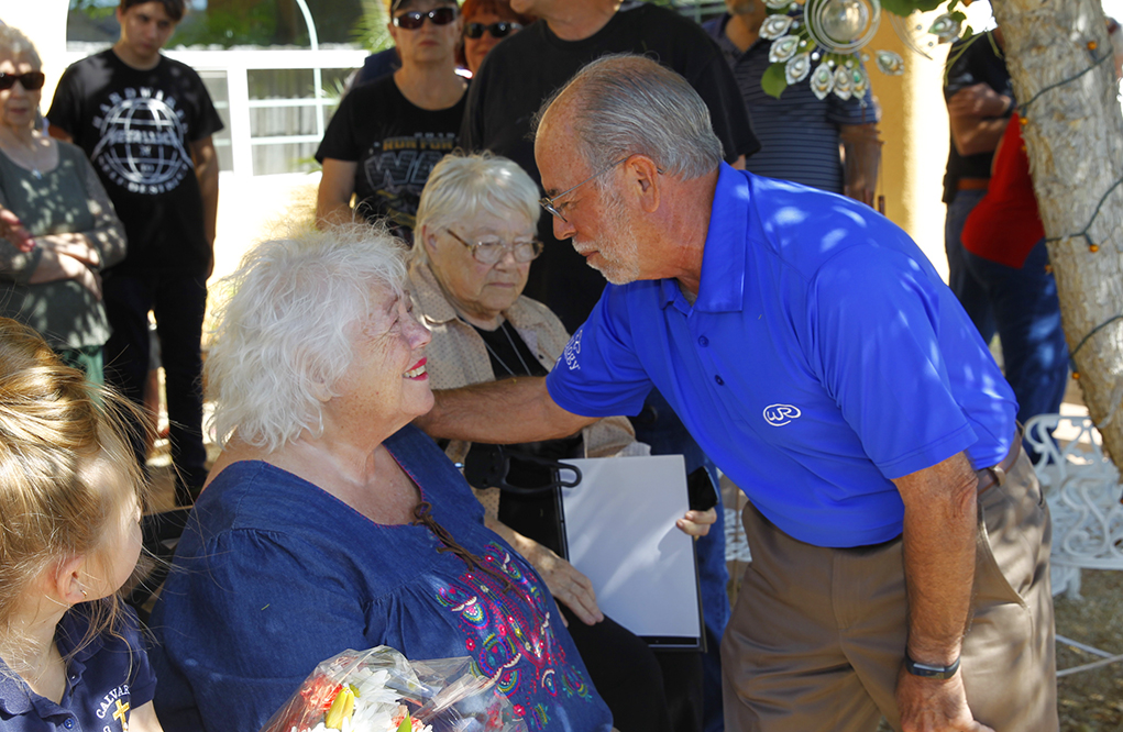 CITIZEN SPOTLIGHT: Judy Lacey, Longtime Champion Of Military Veterans In LHC