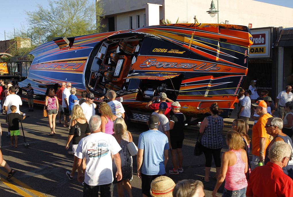 Desert Storm Street Party Photo Gallery