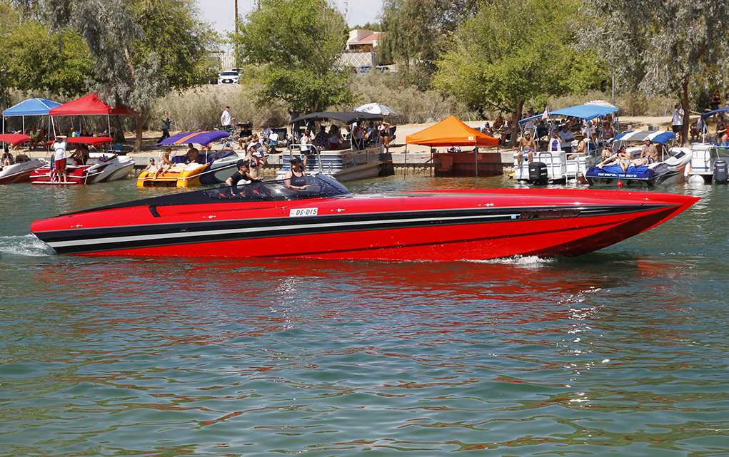 Lake Havasu riverscene news bridgewater channel