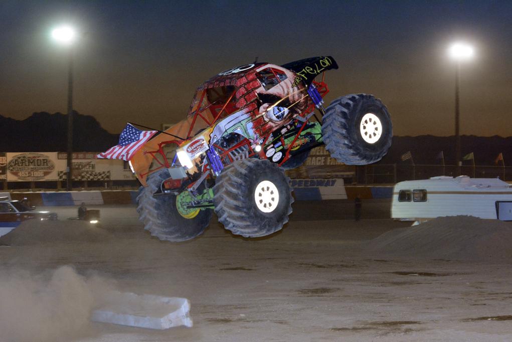 Citizen Spotlight: Mark Schroeder, Monster Truck Driver