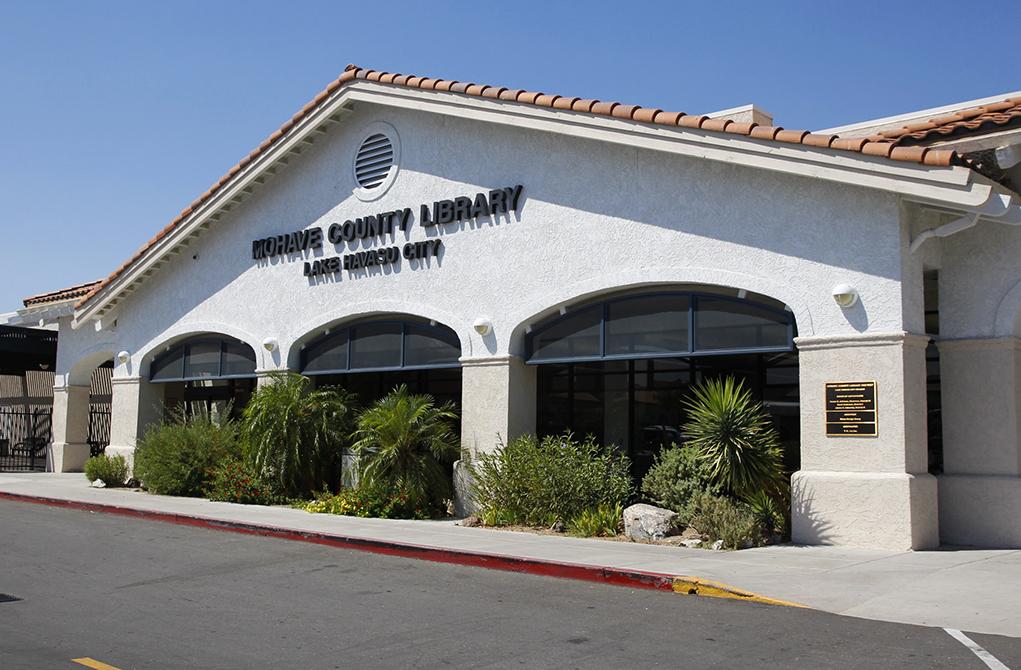 Exploring Havasu: Mohave County Library