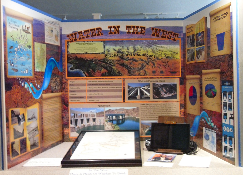 Museum Water Exhibit Gets A Makeover