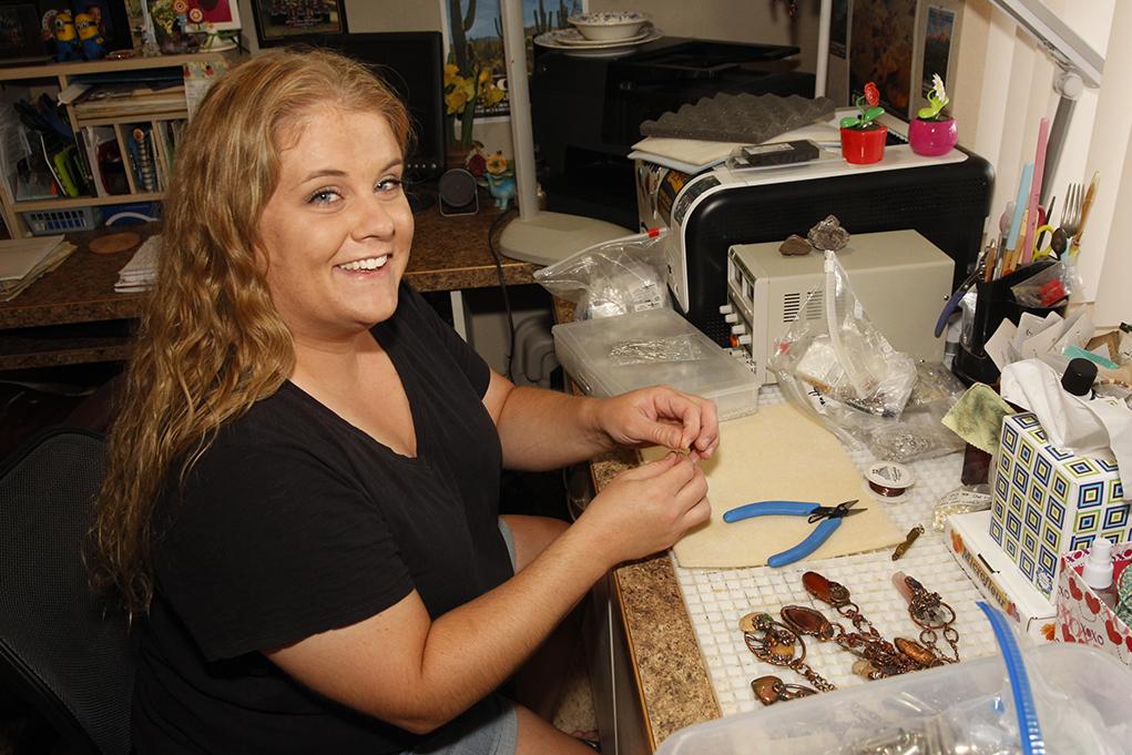 Citizen Spotlight: Jeweler Jamie Larson