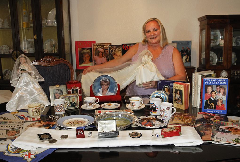 Citizen Spotlight: Debi Maglione: Remembering Princess Diana