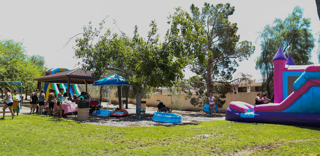Mile Markers And K.I.S.S. Club Host Fun Water Day