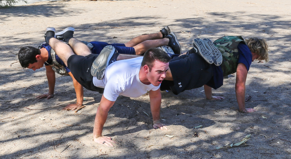 Future Marines Gear Up For Boot Camp