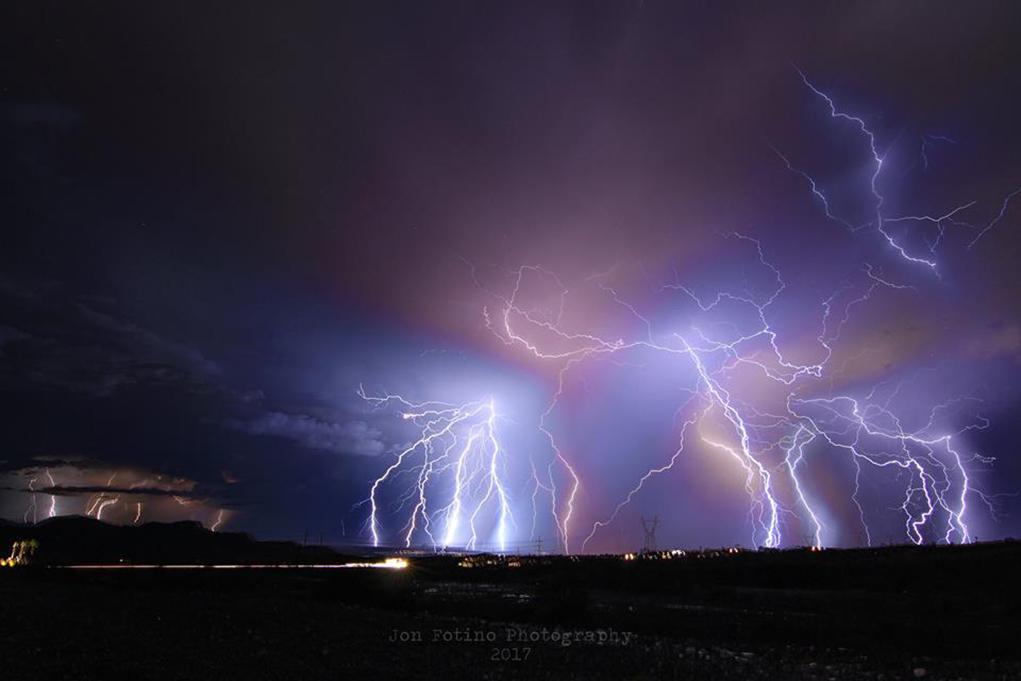 Fan Photo Gallery: Monsoon Storms