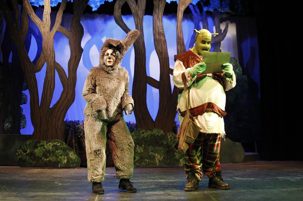 'Shrek Jr.' Opens Today At GraceArts Live