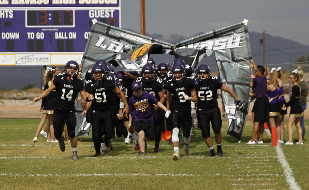 Football/Volleyball Dominate LHHS Weekend Sports Lineup