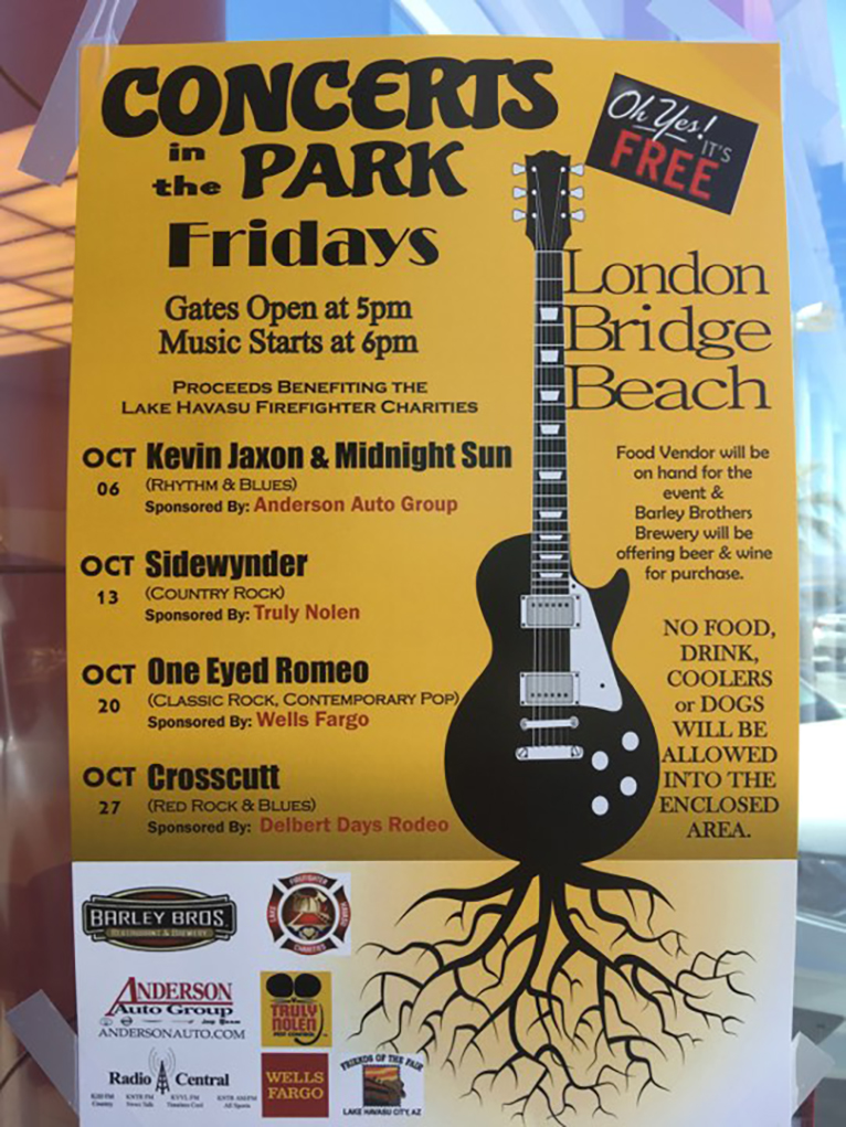 Concerts in the Park: Crosscutt