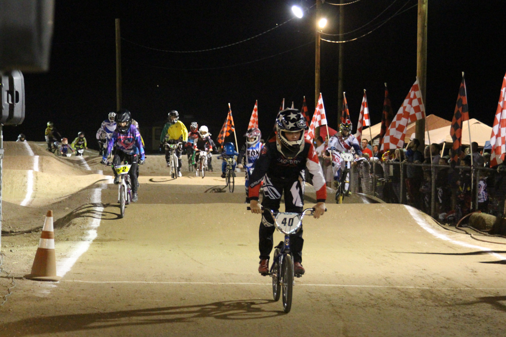 BMX Competition Results