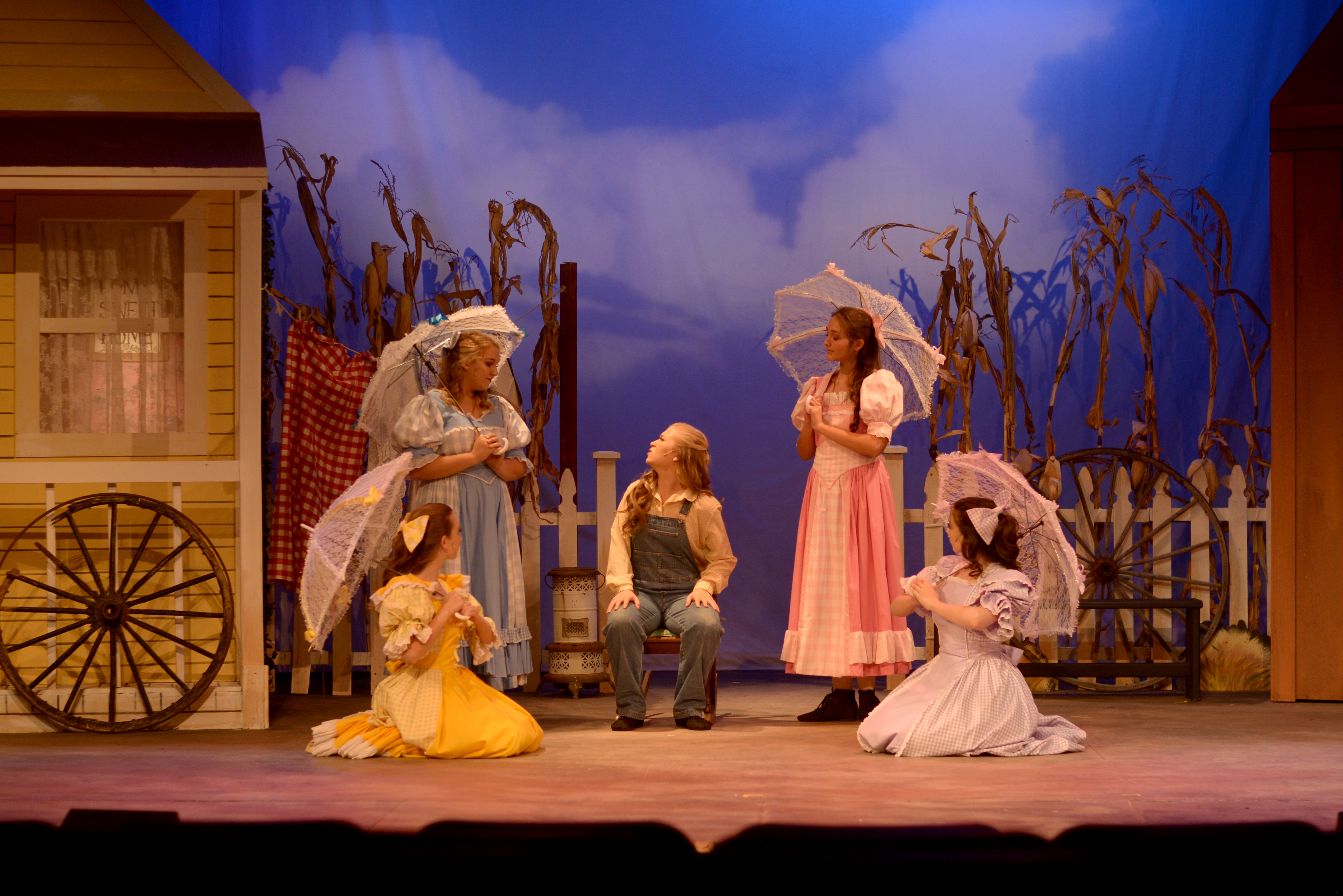 Grace Arts Opens 11th Season with 'Oklahoma!'