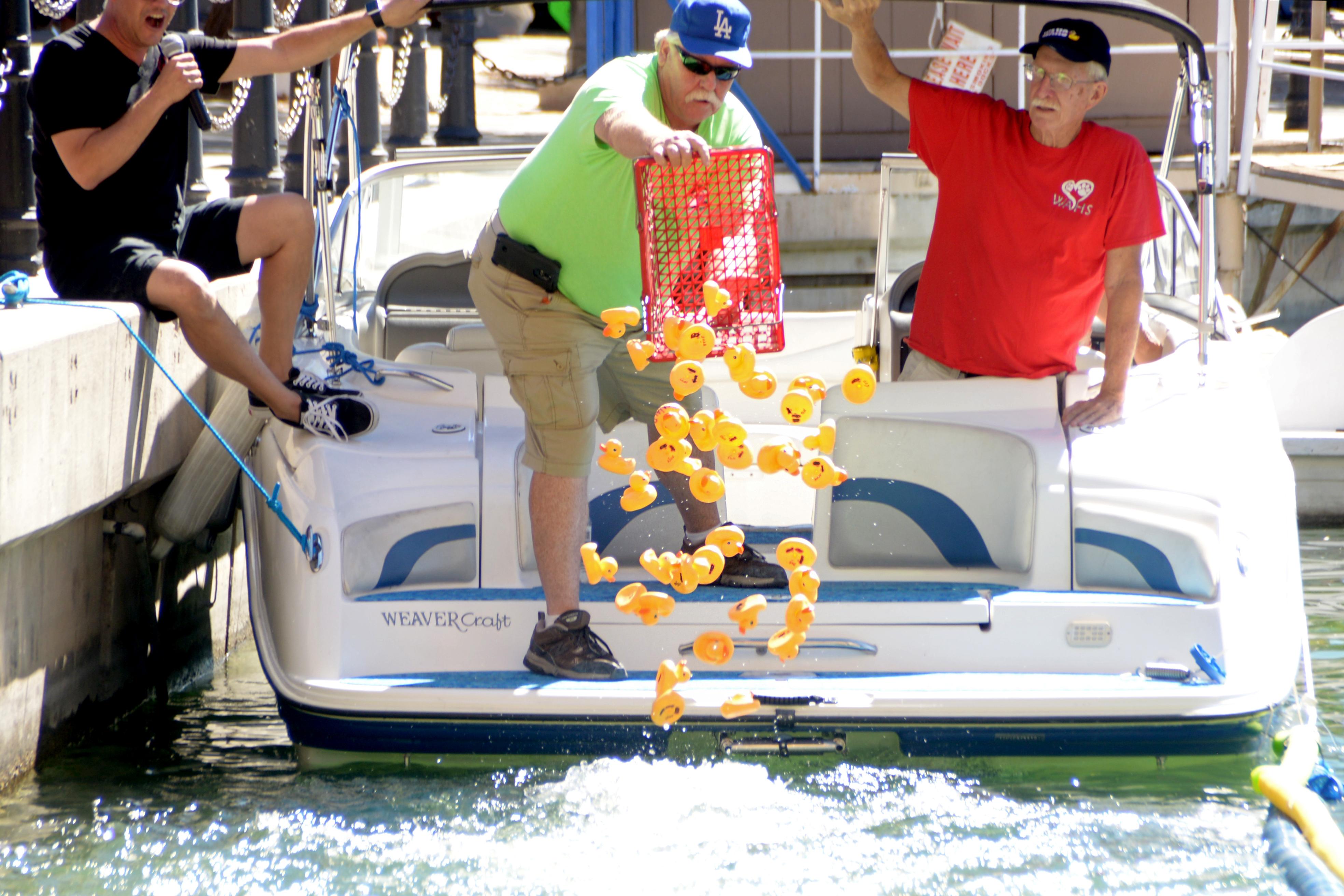Western Arizona Humane Society's 26th Annual Duck Derby Makes a Splash