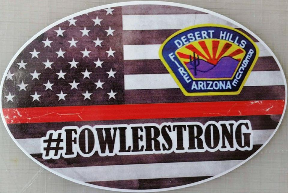 Desert Hills Fire Department Pancake Breakfast Fundraiser For Fowler Family