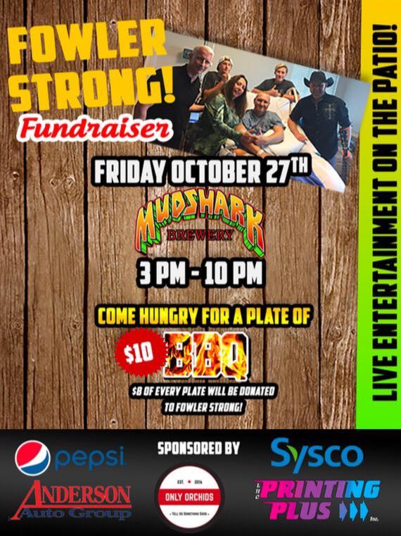 Fowler Strong Fundraiser